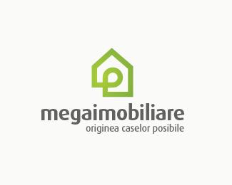 estate emlakcı logosu