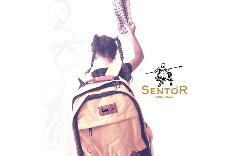 sentor kırtasiye logo tasarımı