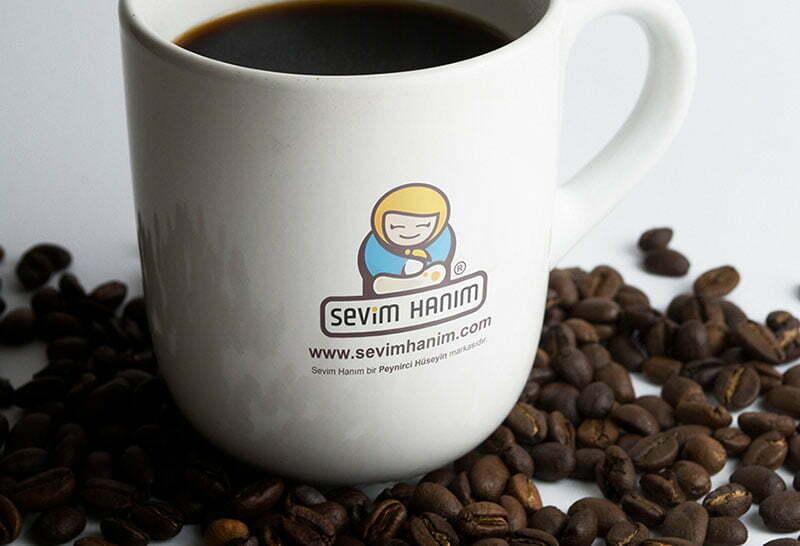 sevim hanım kahvaltı salonu logo uygulaması