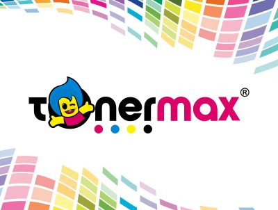 tonermax toner kartuş dolumu maskot ve kutu ambalaj tasarımı