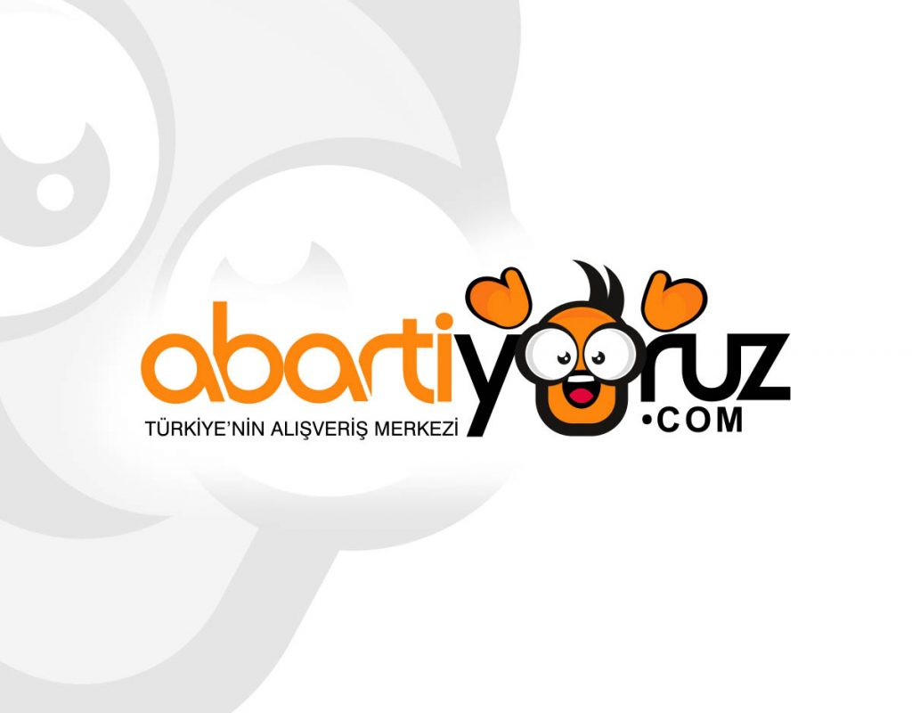abartiyoruz com sevimli web site maskot tasarımı