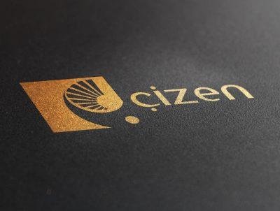 çizen mühendislik mimarlık logo tasarımı