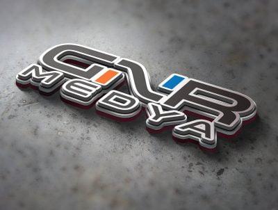 gnr medya dijital logo tasarımı