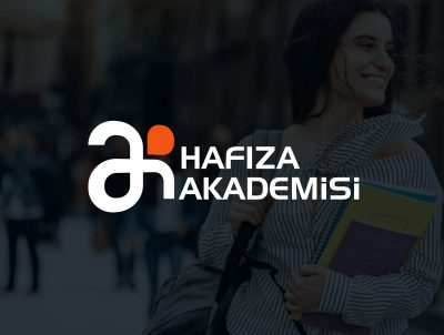 hafıza akademisi öğrenme eğitim logo tasarımı