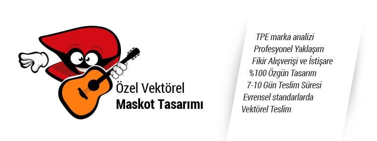 vektörel maskot tasarımı fiyatı, karakter tasarlama ücreti